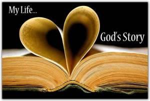 my life God's story